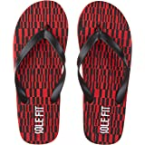 Solefit Olive Flip-Flops