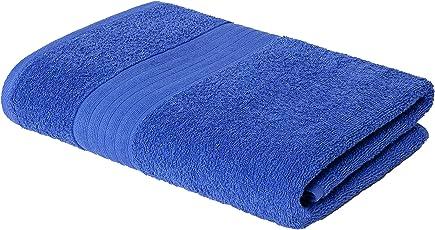 Homely 420 GSM Cotton Bath Towel - Blue