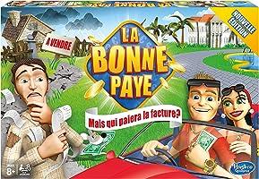 La Bonne Paye – Jeu de societe familial - Jeu de plateau – Version française