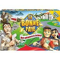 Hasbro La Bonne Paye – Jeu de societe familial - Jeu de plateau – Version française