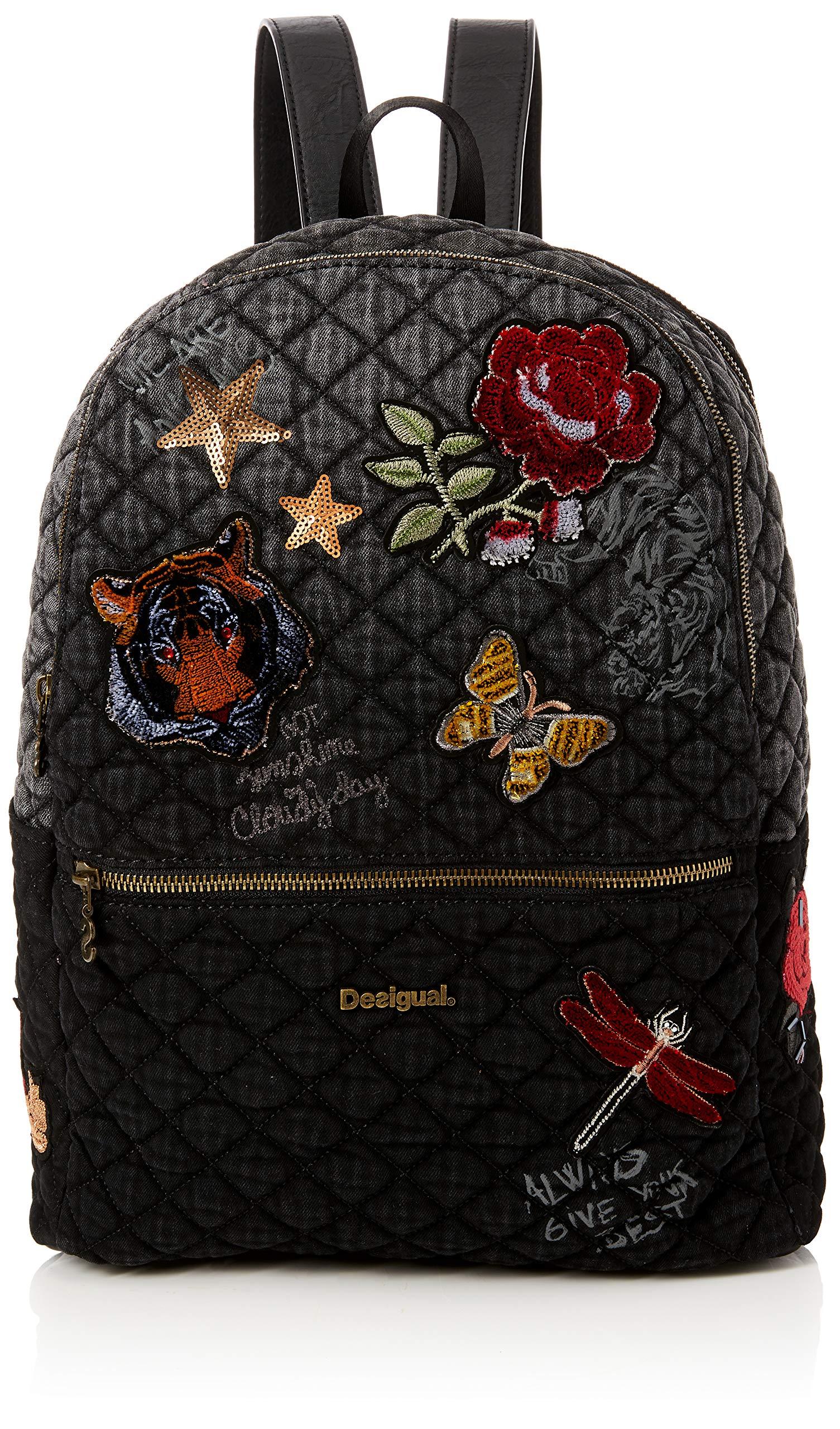 899402ebee Desigual Bols_always Milan - Bolsos mochila Mujer | Mochilas Escolares  Online