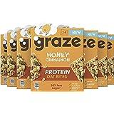 Graze Honey Cinnamon Protein Oat Bites Havermoutrepen - 7 x 4 Repen (120 g)