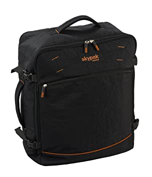 Skypak Extremely Lightweight Cabin Sized / Carry On Suitcase ...