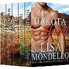 Dakota Hearts (Boxed Set Books 1-5): Small Town Contemporary Western Romance (English Edition)