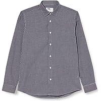 Hem & Seam Pd000592 Camicia Formale Uomo (Pacco da 2)