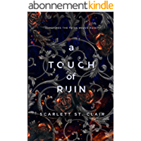 A Touch of Ruin (Hades X Persephone Book 2) (English Edition)