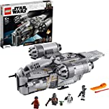 LEGO 75292 Star Wars The Razor Crest Starship Toy with The Mandalorian and The Child Minifigures
