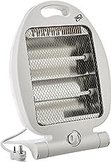 Orpat OQH-1230 800-Watt Quartz Heater (White)
