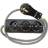 Logilink Lps261 Steckdosenleiste 3 Fach 3x Cee 7 Elektronik