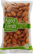 Agro Fresh Regular Almonds, 100g