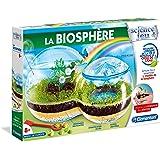 Clementoni- Science & Jeu-La Biosphère, 52343, Multicolore