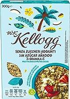Kellogg's Cereales sin Azúcar Añadido Frutos Secos - 5 Paquetes de 300 gr - Total: 1500 gr