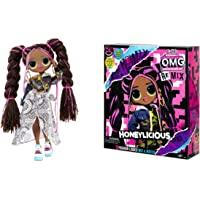 LOL Surprise OMG Remix - Avec 25 Surprises - A collectionner Poupée mannequin, Vêtements & Accessoires - Honeylicious