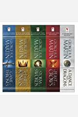 George R. R. Martin's A Game of Thrones 5-Book Boxed Set (Song of Ice and Fire Series): A Game of Thrones, A Clash of Kings, A Storm of Swords, A Feast for Crows, and A Dance with Dragons Formato Kindle