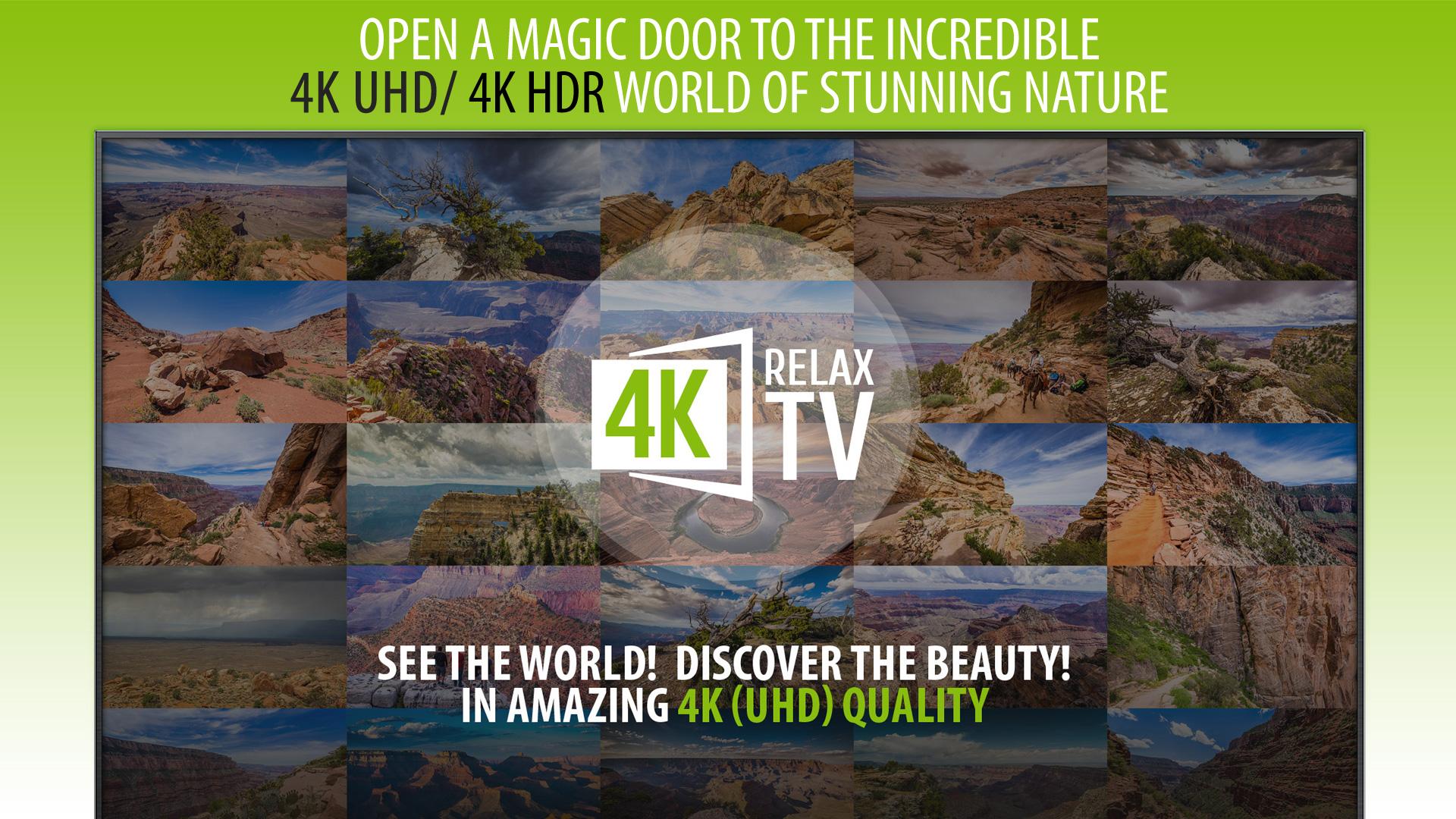 91 sPsGHSnL - 4K Nature Relax TV
