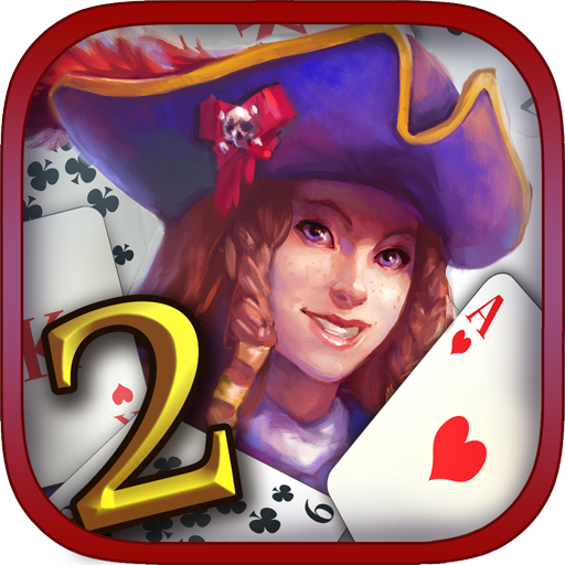Pirate's Solitaire 2 -