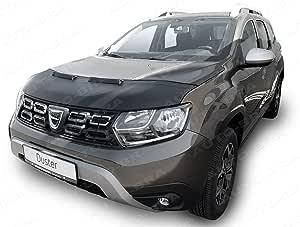 Auto Bra Ab3 00040 Kompatibel Mit Dacia Duster Ii Bj Ab 2018 Haubenbra Steinschlagschutz Tuning Bonnet Bra Auto