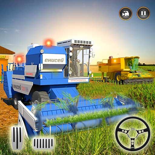 Virtuell Landwirtschaftssimulator Bauernhof-LKW Spiele für Kinder FREI