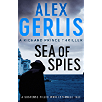 Sea of Spies (The Richard Prince Thrillers Book 2) (English Edition)