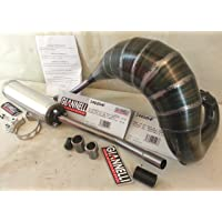 33648HF GIANNELLI SCARICO COMPLETO RACE STREET 2T CARBONIO YAMAHA TZR 50 2010 10 2011 11 33644HF