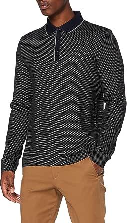 Pierre Cardin Men's Longsleeve Interlock Bicolor Jacquard Sweatshirt