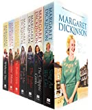 Margaret Dickinson Collection 7 Books Set ( The Buffer Girls, The Clippie Girls, Sing As We Go, The Fisher Lass, Wish Me Luck, Welcome Home, Without Sin)
