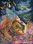 Buffalo Games - Josephine Wall - Heart and Soul - Glitter Edition - 1000 Piece Jigsaw Puzzle