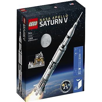 Lego S.P.A. NASA Apollo 11 Saturn-V Ideas