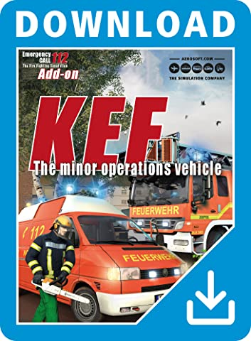Urgence 112 Add-On KEF – The minor operations vehicle [Code Jeu PC - Steam]