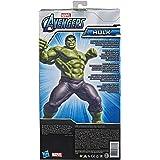 Avengers- Figura Titan Hero Deluxe Hulk (Hasbro E74755L0)