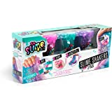 Canal Toys - CT35803 - Loisir Créatif - Slime Tendances  -  Coloris aléatoire - 3 Pièces