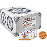 Mini Stroopwafels | Daelmans Mini Waffles from Holland | Available per Box or Bag | Single Wrapped or per Bag (Caramel…