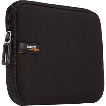 AmazonBasics 7-Inch Tablet Sleeve (Black)