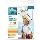 Mixa solare Pelle Sensibile Maglietta anti UV Bambino Taglia 3a 4anni