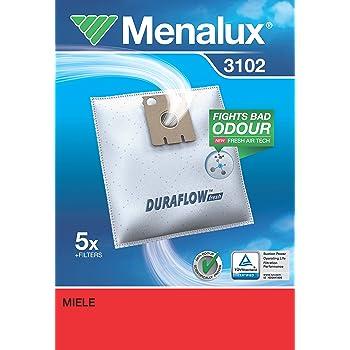 Zenith Nova Plus//Pro Premier Menalux 6000 Staubsaugerbeutel für EIO Compact