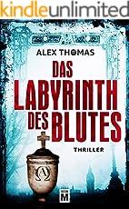Das Labyrinth des Blutes (Paula Tennant 2)