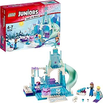 LEGO 10736 Disney Frozen Anna and Elsa's Frozen Playground
