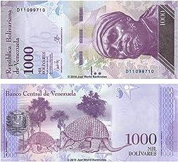 Venezuela 1000 Bolivar Note