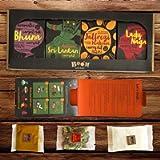 Medium - Hot, Scratch Cook Curry Kit Gift Set, 4 Award Winning Dishes