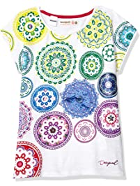 Desigual Girl Knit T-Shirt Short Sleeve (TS_Carolina), Bambina