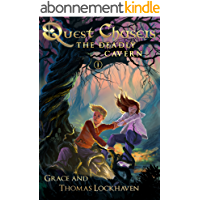 Quest Chasers: The Deadly Cavern: A Middle Grade Fantasy Mystery Adventure Story for Kids Teens 9-15 Children - 99 cents…