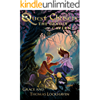 Quest Chasers: The Deadly Cavern (A Magic Fantasy Adventure Book Series) (English Edition)