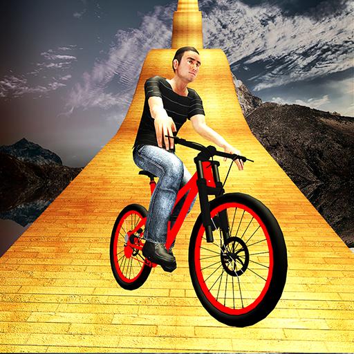 Touchgrind Bmx Fahrrad Unmögliche Spur 2017 3d (Strand Skateboard)