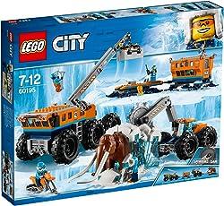 LegoCity Mobile Arktis-Forschungsstation 60195 Kinderspielzeug