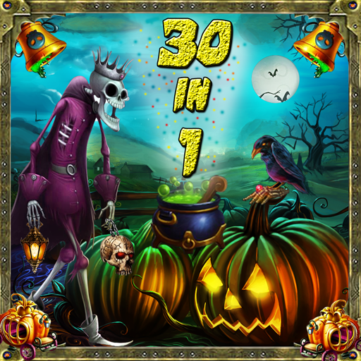 Scary Halloween Games (Spiel Haunted Halloween Escape)