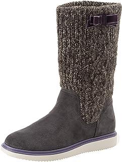Geox Mädchen J Thymar Girl F Stiefel: : Schuhe