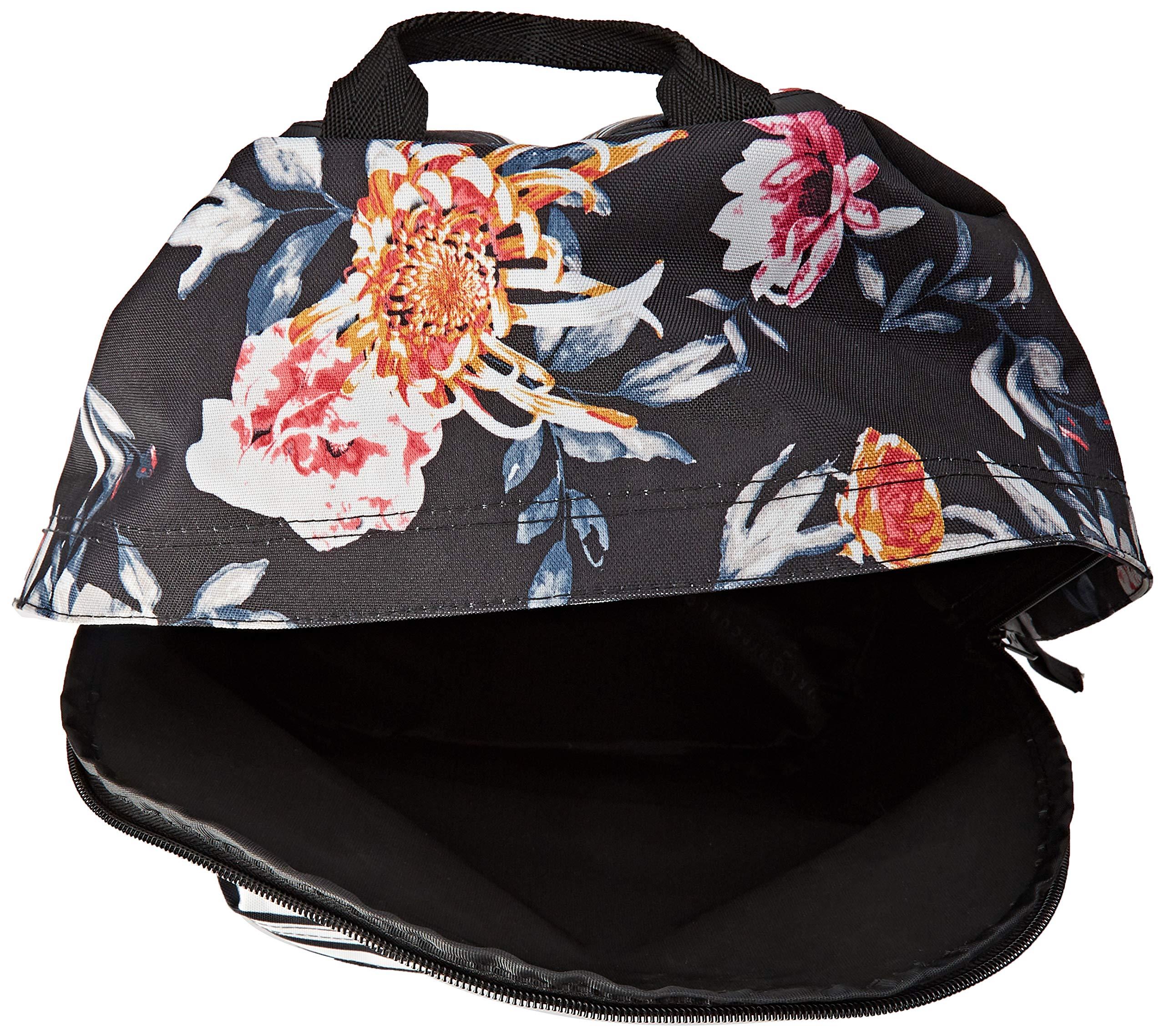 Rip Curl Dome Desert Flower Mochila Tipo Casual, 42 cm, 18 litros, Negro