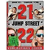 21 Jump Street (2012) / 22 Jump Street (2014) [Blu-ray]