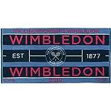 Sport Wimbledon 2018 on Court Damen Tennis Handtuch von Christy Uk 132 Jahre Wimbledon Sammeln & Seltenes
