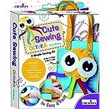 Creative's - 1532 Cute Sewing Octopus Handbag Crafts Kit (Multi-Color)